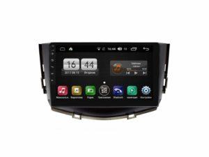 Штатная магнитола FarCar s175 для Lifan X60 на Android (L198R)
