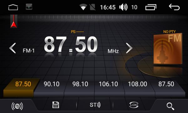 Штатная магнитола FarCar s175 для Hyundai Elantra на Android (L360R)